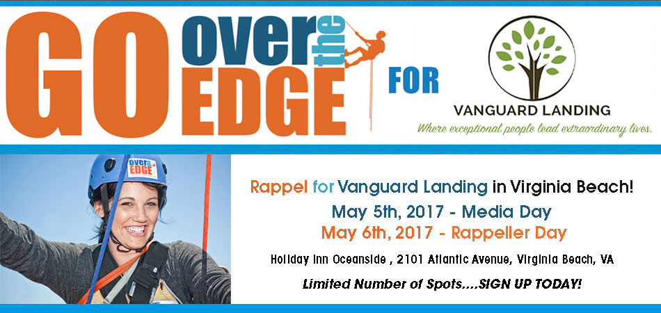 Go Over The Edge For Vanguard