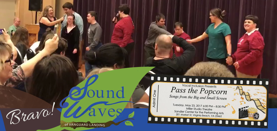 Our Very Own Sound Waves!