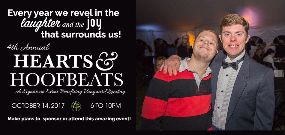 Don't Miss The 4th Annual Hearts & Hoofbeats!
